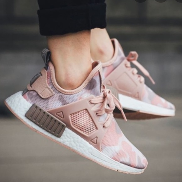 adidas Shoes | Nmd Xr1 Pink Duck Camo